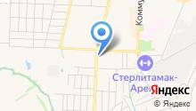 Банк Уралсиб, ПАО на карте