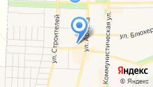 PARK LANE на карте