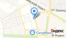 Нотариус Щирская М.А. на карте