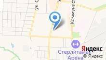 Notebook Service на карте