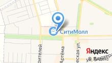 Tubet на карте