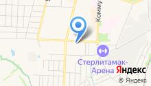 Агат на карте