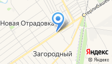 Центр теплоизоляции на карте