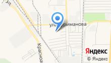 ИнвестКомп на карте