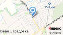 Автополь на карте