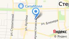 Gentleman`s barbershop на карте