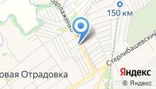 Str-сервис на карте