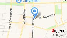 Банк ПТБ на карте