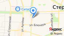 Ватрушкин на карте