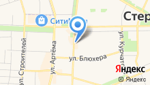 Бургер club на карте