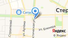 Мобилком на карте