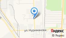 Уралстроймонтаж на карте