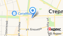 Банкомат, Социнвестбанк, ПАО на карте
