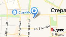 Адвокат Чирков С.И. на карте