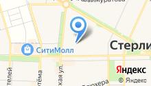 Omega Pride на карте