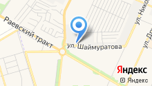 АльфаМотор на карте