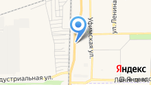 Учкудук на карте