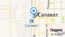 Куйбышевский территориальный центр фирменного транспортного обслуживания на карте