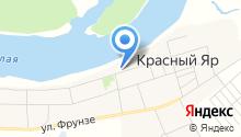 Красноярское сельпо на карте