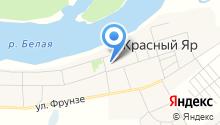 Красноярский сельский дом культуры на карте