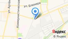 Арбитражный управляющий Япрынцев А.В. на карте