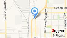 Драйв-авто на карте