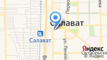 ПромТрансБанк на карте