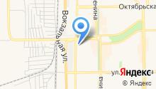 Магазин обуви на карте