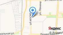 Башкирский экономико-юридический колледж на карте