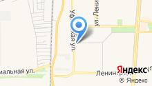 Принт+ на карте