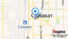 Стерлитамак-Восток-Сервис на карте