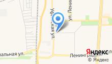Напитки от склада на карте