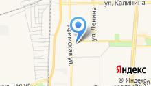 Газнефтьпром, АНО ДПО на карте