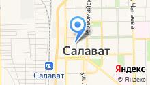 Республиканский центр социальной поддержки населения Республики Башкортостан на карте