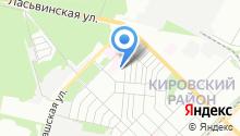 Социально-реабилитационный центр для несовершеннолетних г. Перми на карте