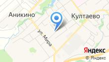 Жилой комплекс на Кедровой на карте