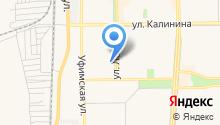 Магазин чулочно-носочных изделий на ул. Ленина на карте
