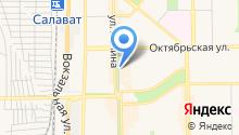 Step-Up на карте