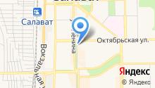 Наш город на карте