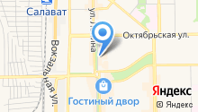 RedBox на карте