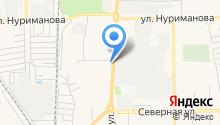 Салаватский завод кровельных и фасадных материалов на карте