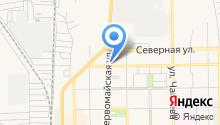 Суд-информ на карте