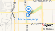 De`ORA на карте