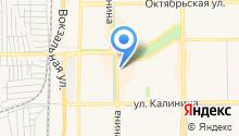 Eva на карте