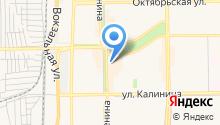 Магазин спортивной обуви и одежды на карте