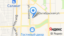 Феерия - Фейерверк, Батареи салютов, Фонтаны, в Салавате на карте