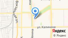Индюшкин на карте