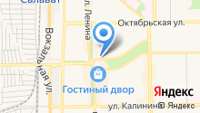 Бульвар на карте