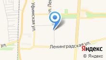 Bochkaref на карте