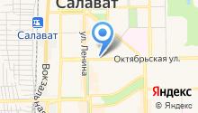 Добрый на карте